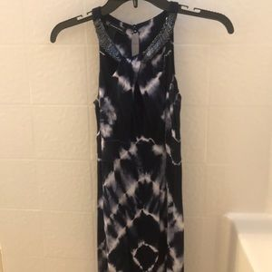INC Tye Dye Maxi Dress